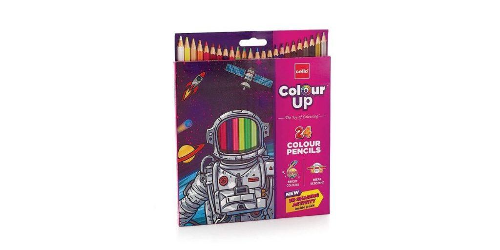 Cello Pencil Colors