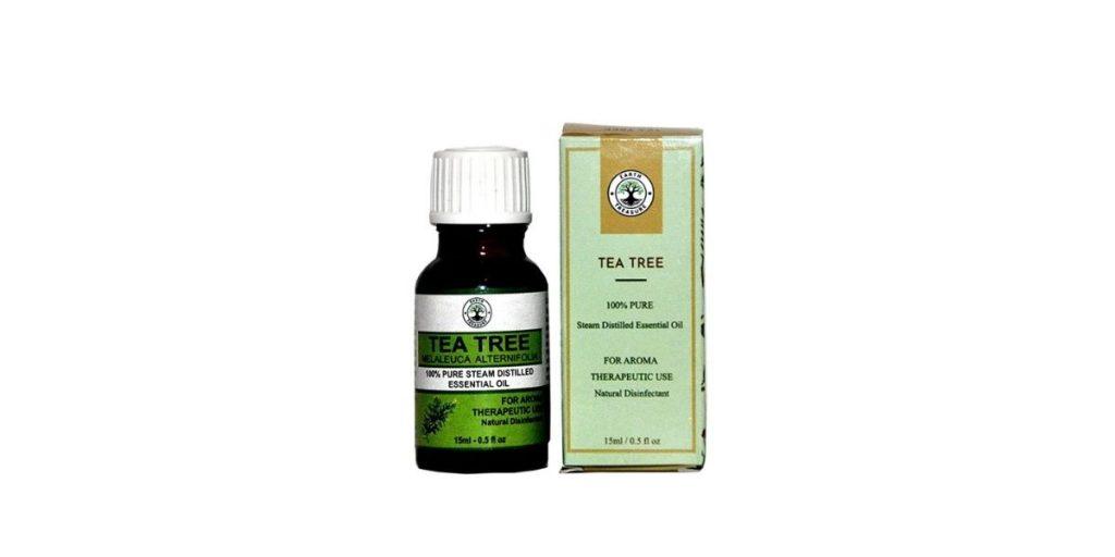Earth Treasure Tea Tree Oil