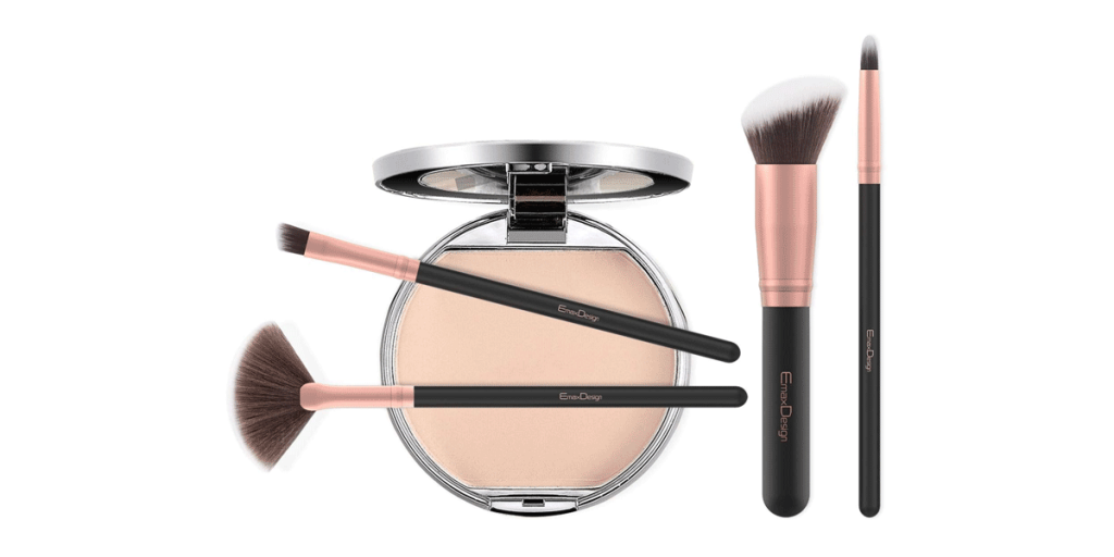 EmaxDesign Makeup Brushes