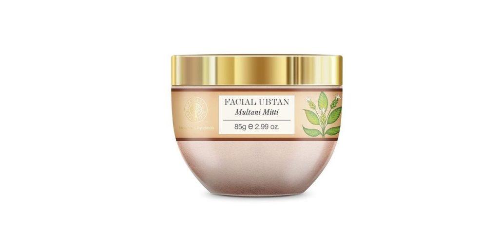 Forest Essentials Multani Mitti Ubtan