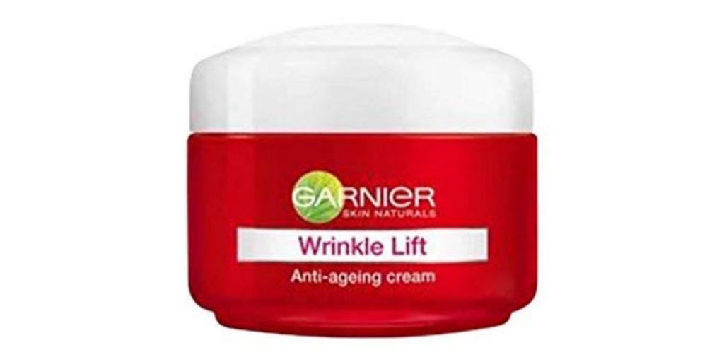 Garnier Skin Naturals Wrinkle Lift Anti Aging Creams