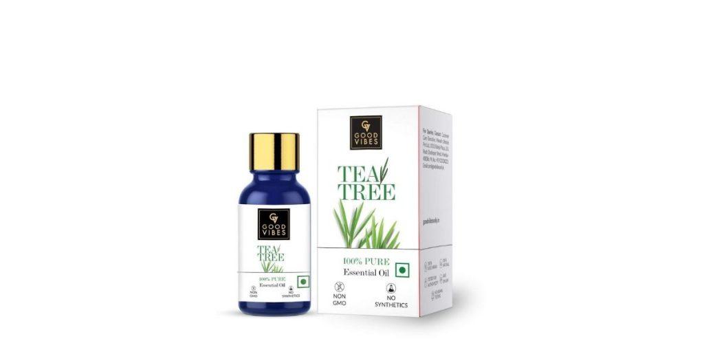 Good Vibes 100% Pure Tea Tree Essential Oil