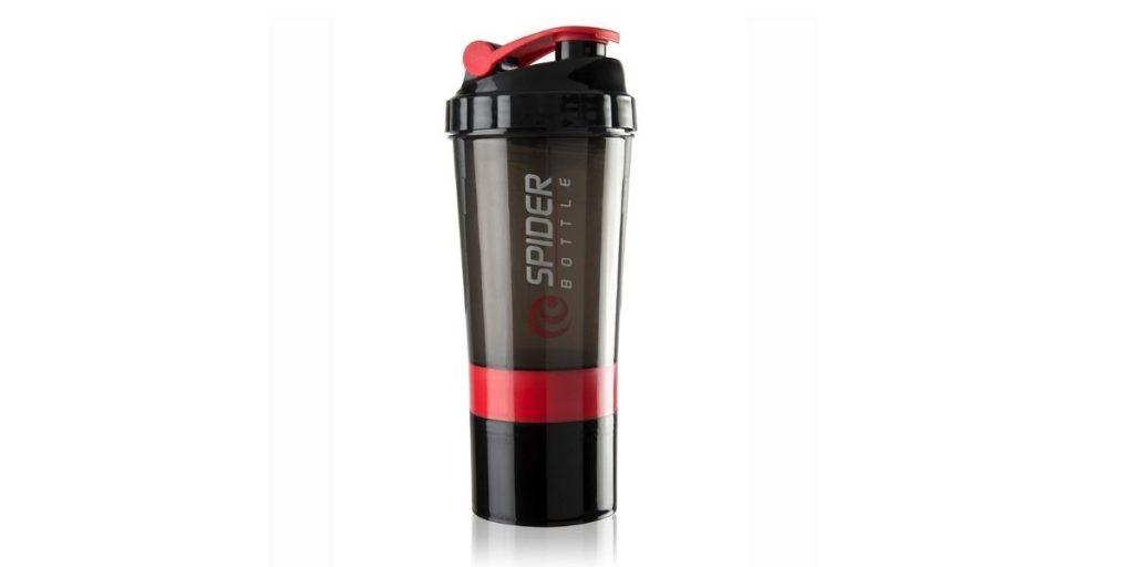 Haans Spider Protein Shaker Bottle
