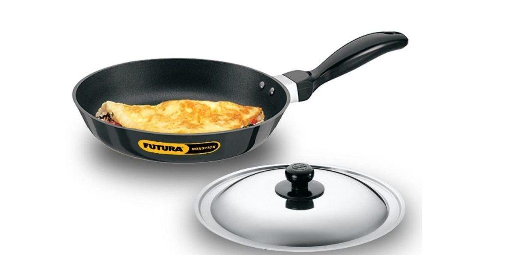Hawkins Futura Nonstick Frying Pan with Lid