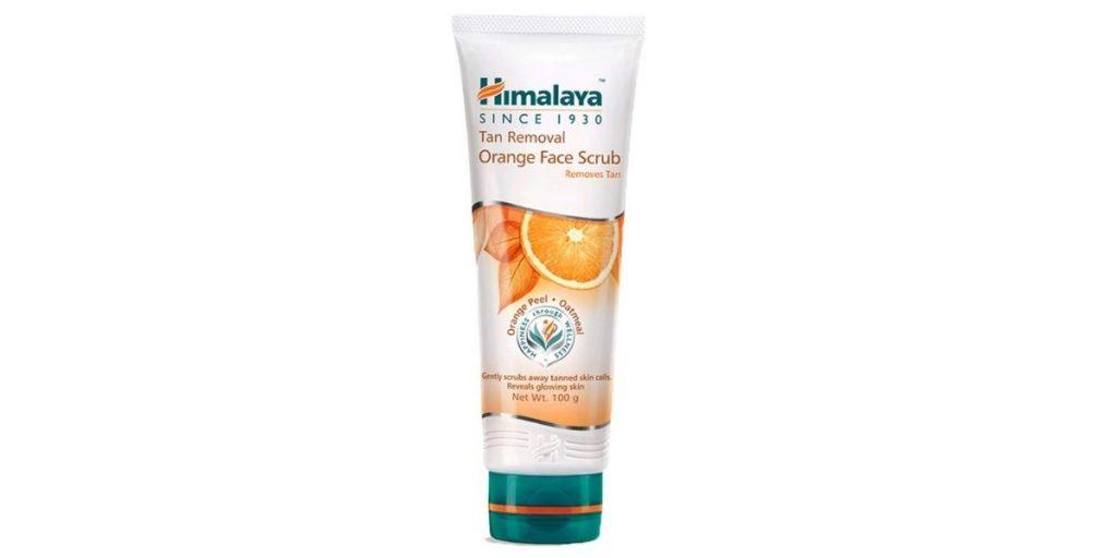 Himalaya Tan Removal Orange Face Scrub