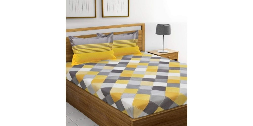 Bedsheet for home