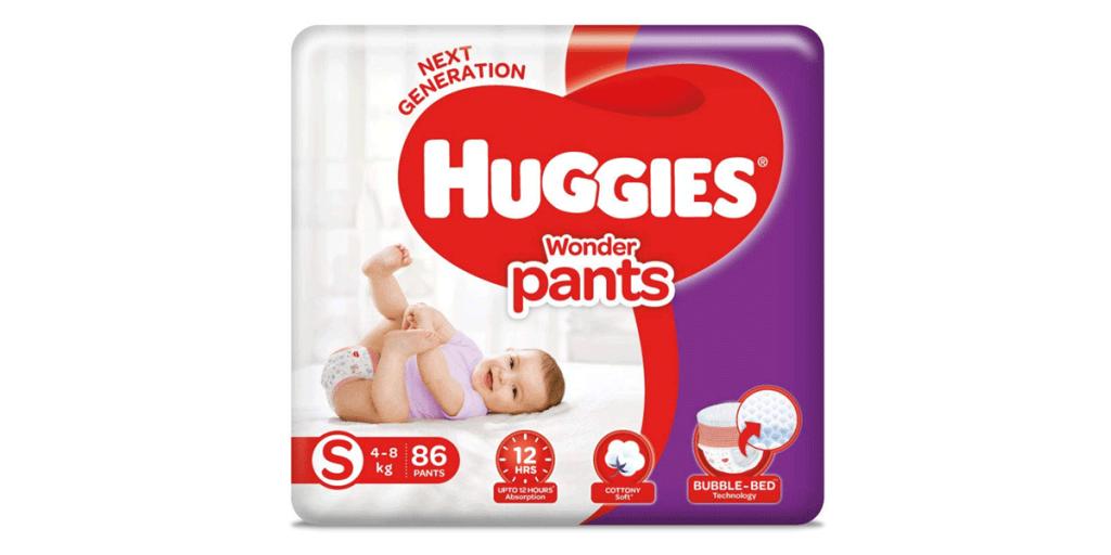 Huggies Long Hours Wonder Pants