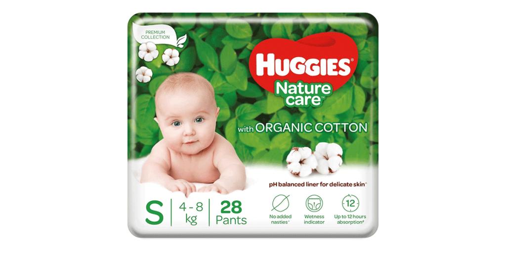 Huggies Nature Care Pants