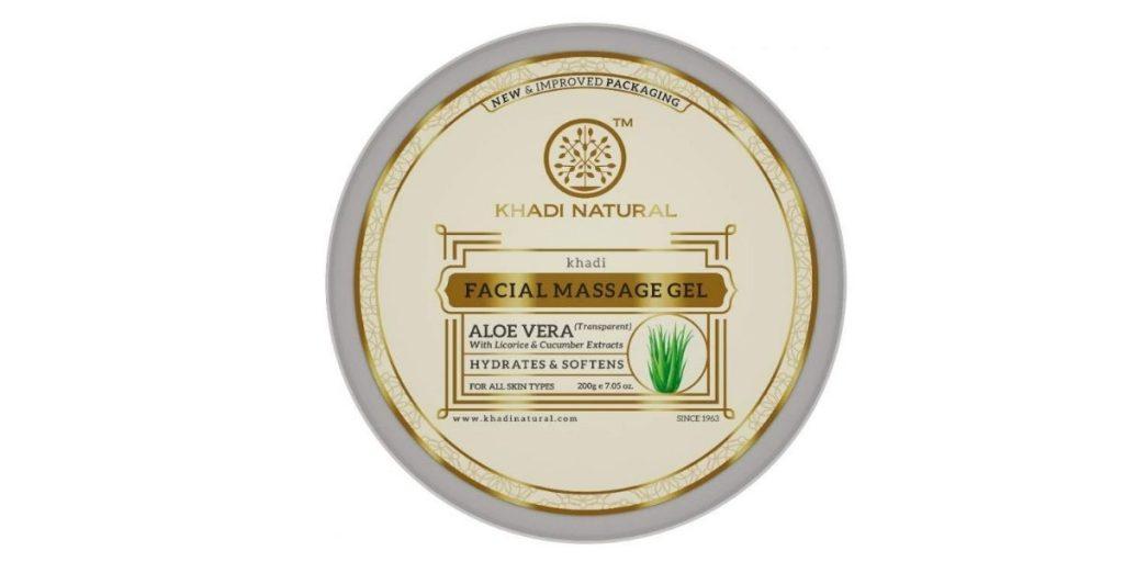 Khadi Natural Ayurvedic Aloevera Gel