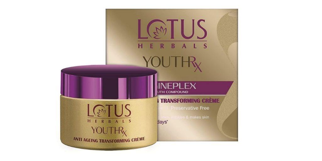 Lotus Herbals Youth Anti-Aging Crème
