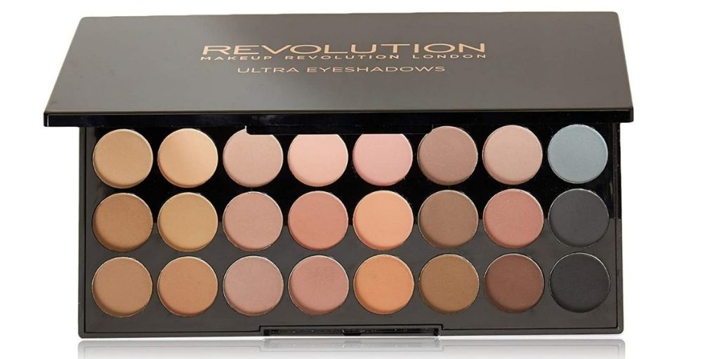Makeup Revolution London Ultra 32 Shade Eyeshadow