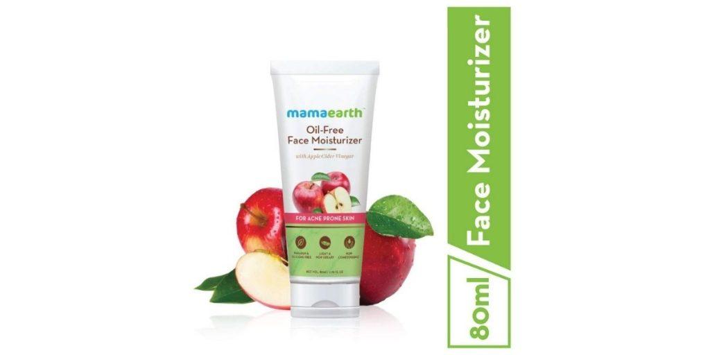 Mamaearth Best moisturiser for dry skin