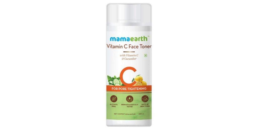 Mamaearth Vitamin C Toner