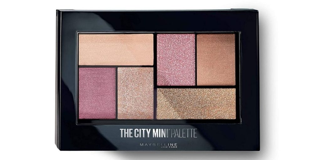 Maybelline New York City Mini Palette Eye Shadows