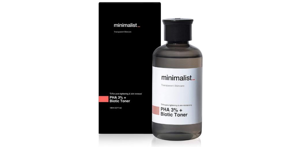Minimalist PHA 3% Face Toner