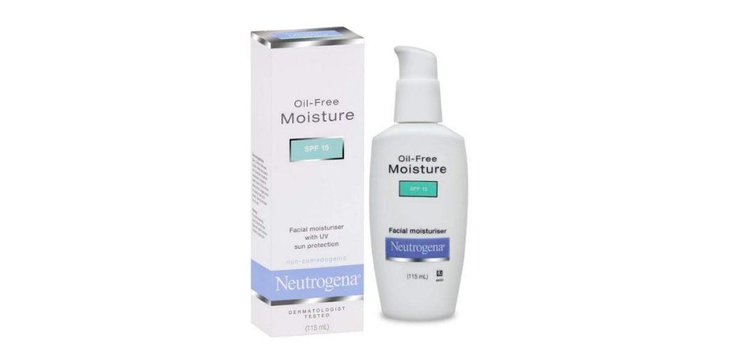 Neutrogena Best moisturisers for dry skin