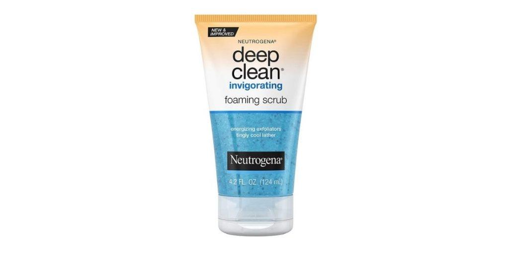Neutrogena Deep Clean Invigorating Scrub