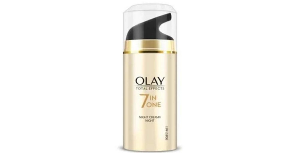 Olay Night Cream Total Effects 7 in 1
