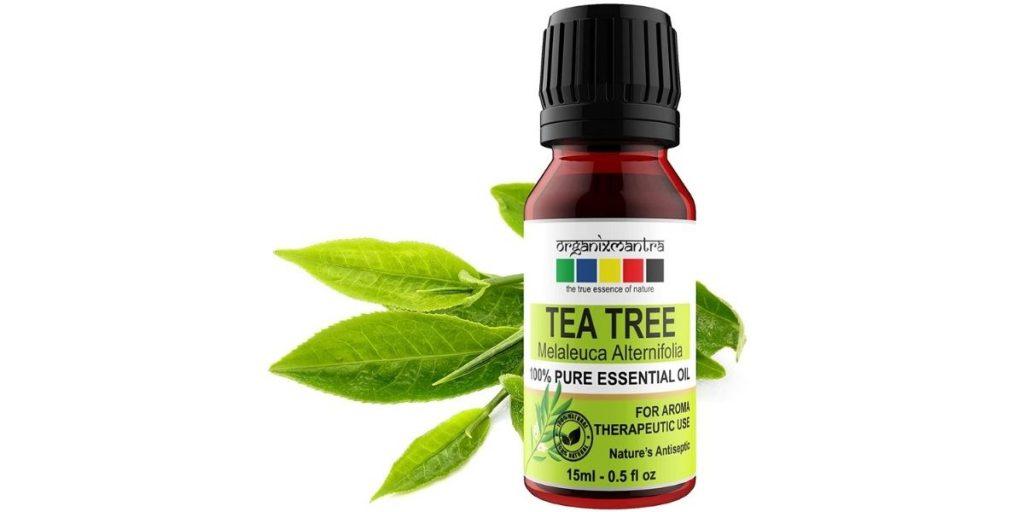 Organix Mantra Tea Tree Essential Oil