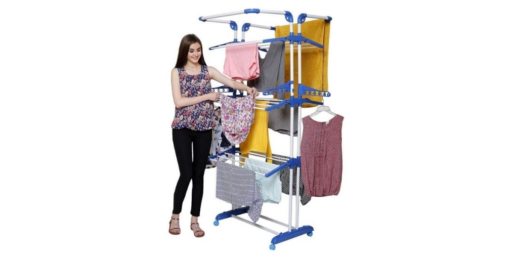 Parasnath Prime Steel Clothes Drying Stand