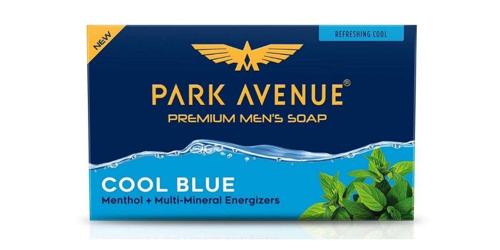 Park Avenue Cool Blue Fragrant Soap