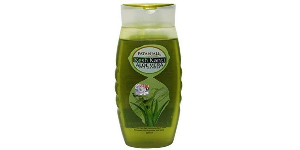 Patanjali Aloe Vera Herbal Shampoo