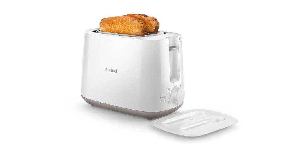 Philips 830-Watt 2-Slice Pop-up Toaster