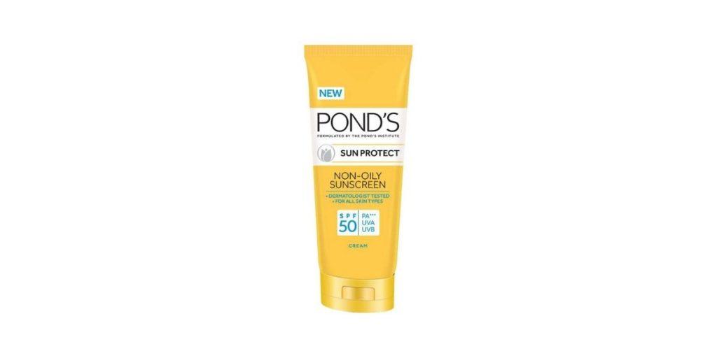 Pond's Sun Protect