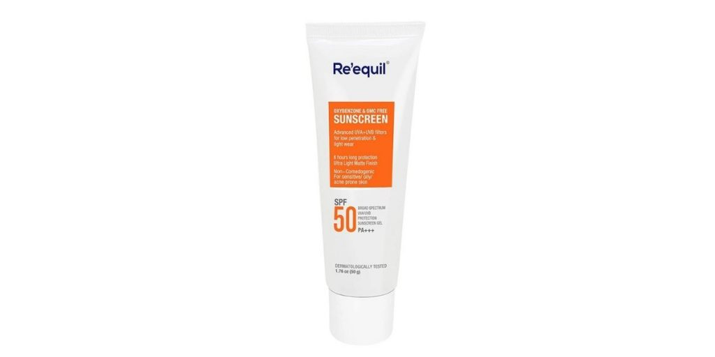 Re'equil Sunscreen