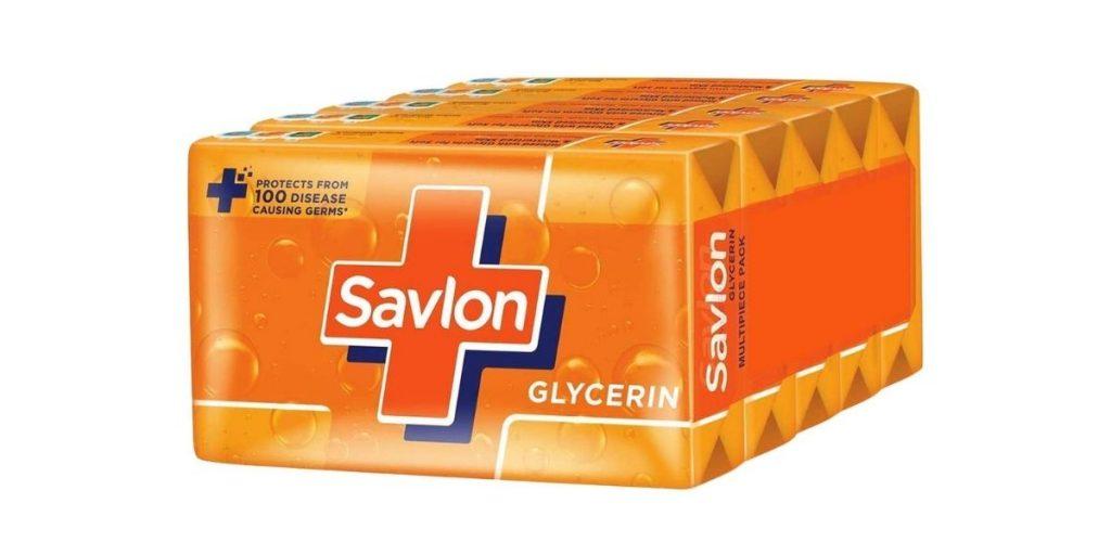 Savlon Glycerin Germ Protection Bathing Soap Bar