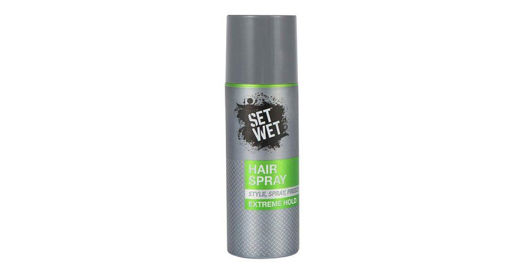 Set Wet Hair Spray