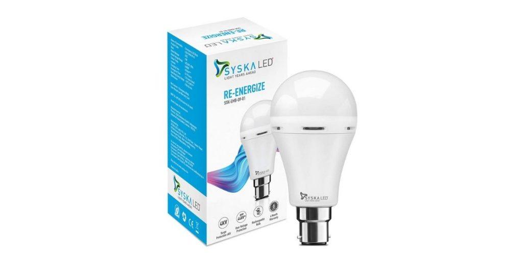 Syska Rechargeable Emergency Light