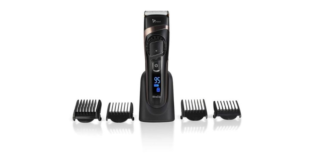 SYSKA HB100 Ultraclip Hair Clipper and Trimmer