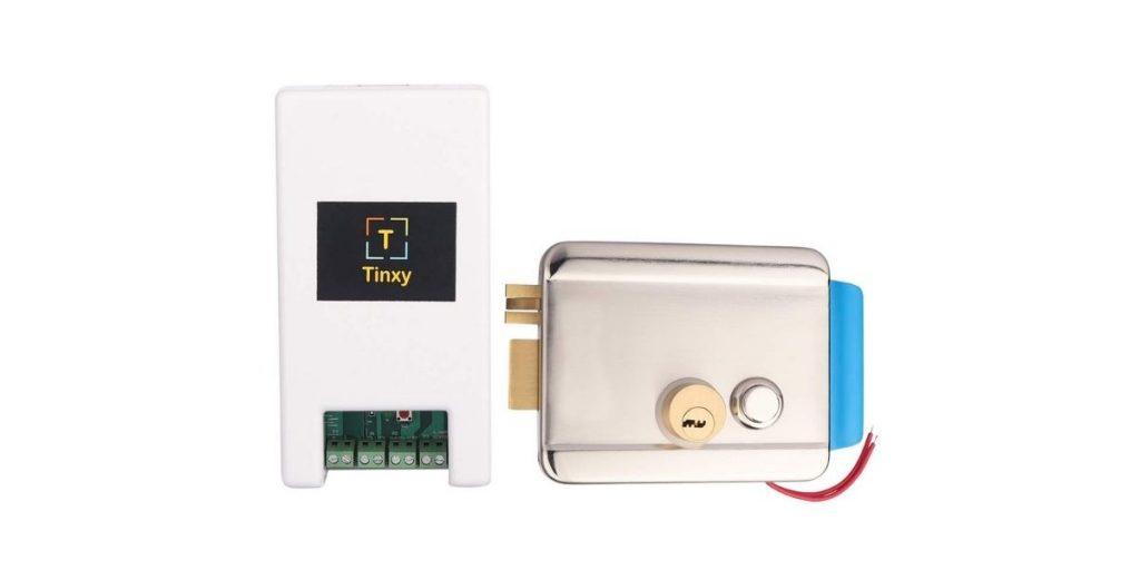 Tinxy Device Door Lock