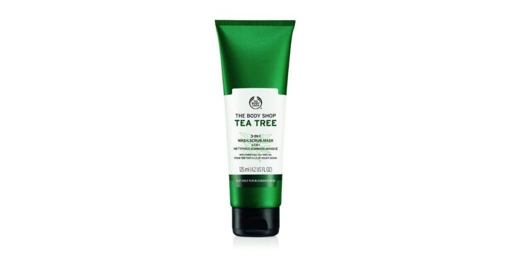The Body Shop Tea Tree Scrub