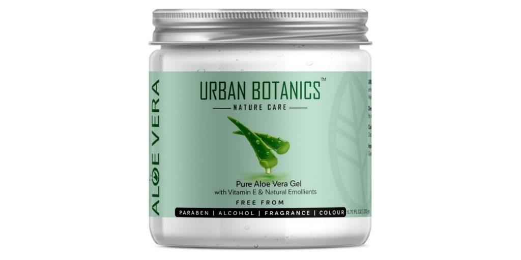 Urban Botanics Pure Aloe Vera Gel