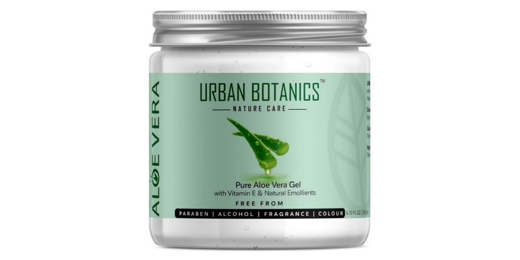 UrbanBotanics Pure Aloe Vera Gel