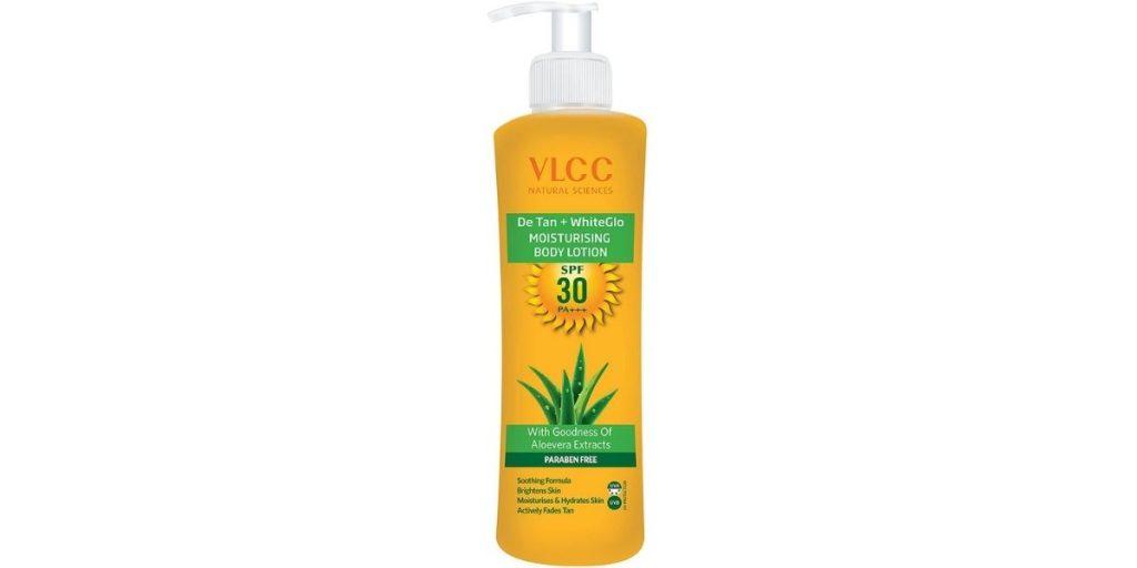 VLCC De Tan Lotion