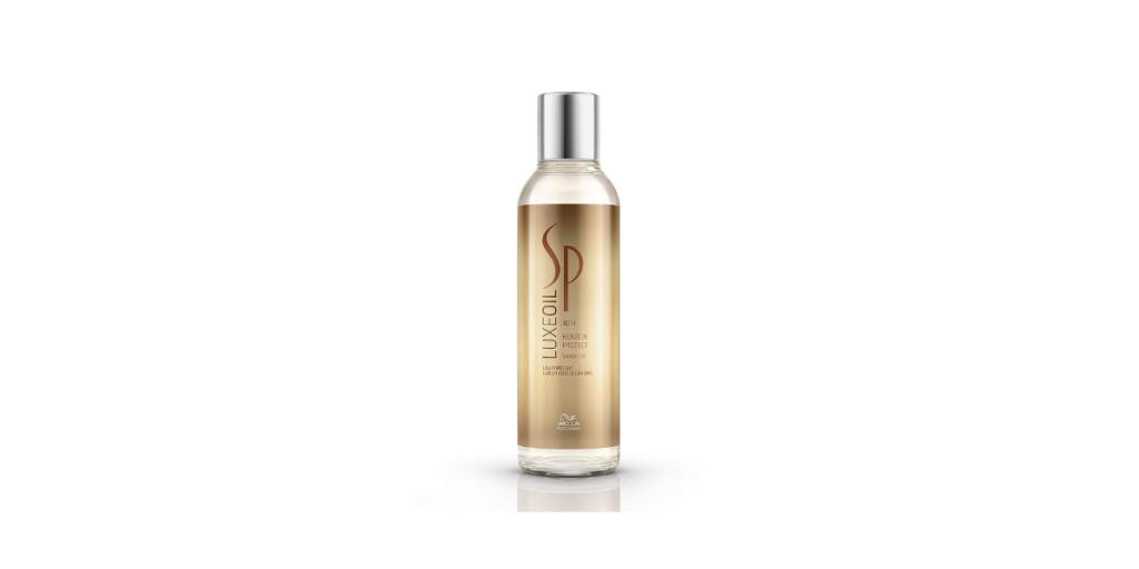 Wella Professionals keratin shampoo