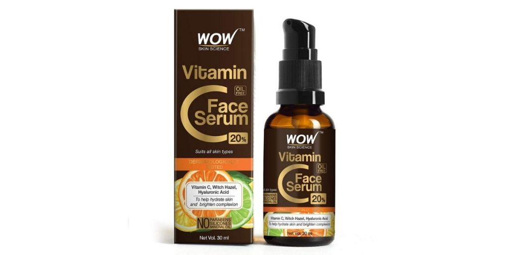 Wow Skin Science Best Face Serums