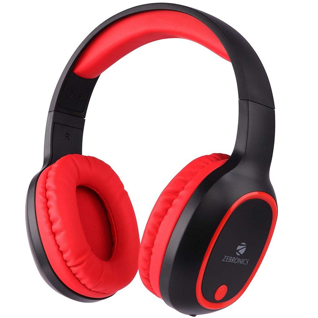 Zebronics Bluetooth Headphones