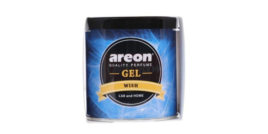 Areon Wish Gel Air Freshener for Car