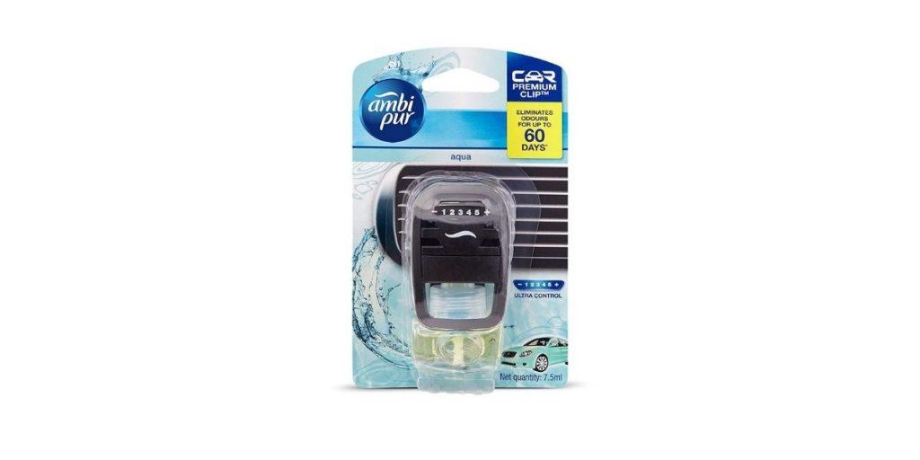 Ambi Pur Aqua Car Vent Air Freshener