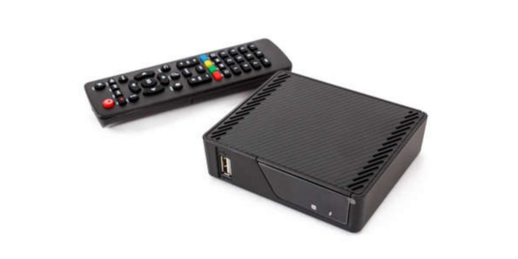 catvision 2-in-1 set top box