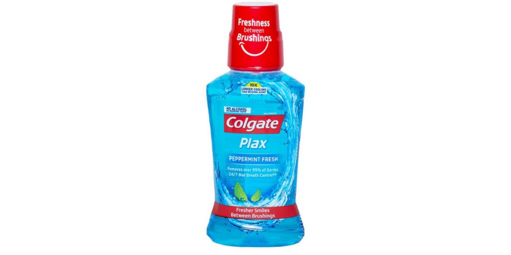 Best Mouthwash Colgate Plax