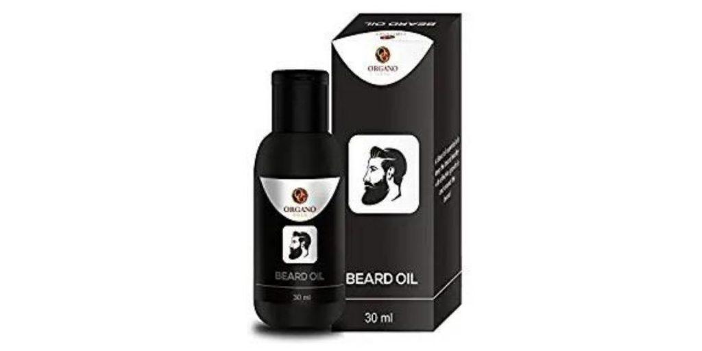 Organo Gold's beard oil