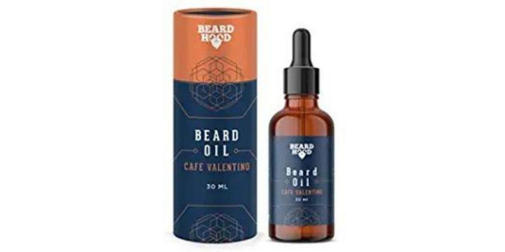 Beardhood Cafe Valentino Beard Oil