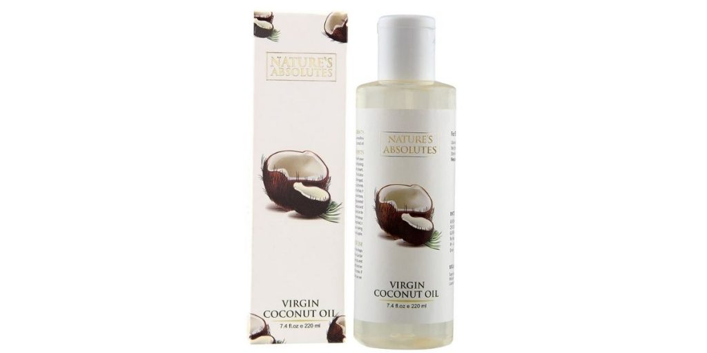 Nature's Absolutes Virgin Coconut Oil for Hair