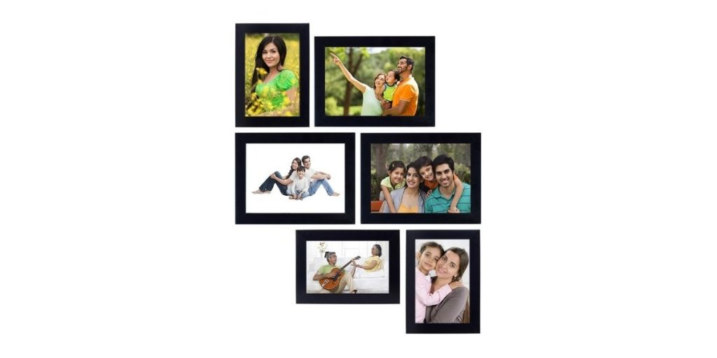 Solimo Collage Photo Frames