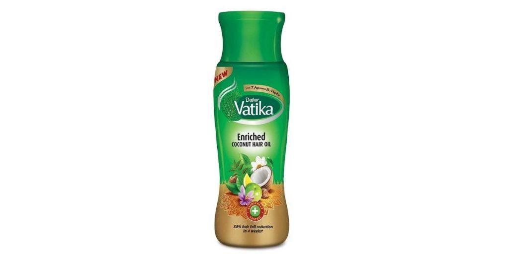 Vatika Enriched Coconut Hair Oil